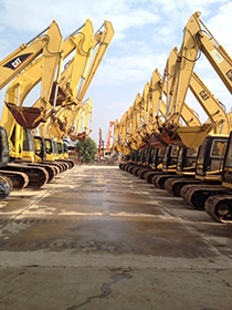 Zona comercial Long Qi heavy industry machinery Co,.Ltd