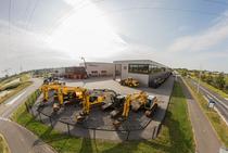 Zona comercial WIM OVERBEEK LANDBOUWSHOVELS BV