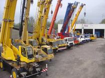 Zona comercial IMC International Mobile Cranes GmbH