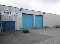 Zona comercial Used Truck Parts BVBA company