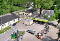 Zona comercial Budosprzt Sp. z o.o.