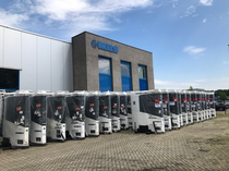 Zona comercial MBS Transport Refrigeration Ltd