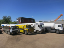 Zona comercial Baltic Special Machinery Export
