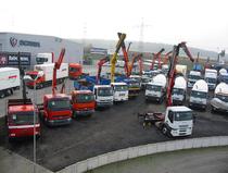 Zona comercial Top Truck Contact GmbH