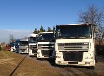 Zona comercial DS Trucks