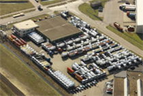 Zona comercial pk trucks holland