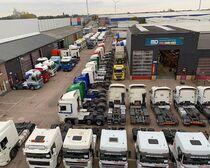 Zona comercial MD Trucks B.V.