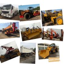 Zona comercial Shanghai Initiative Construction Machinery Co., Ltd
