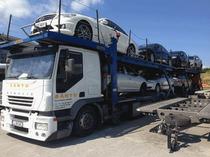 Zona comercial SC Santu Auto Company SRL